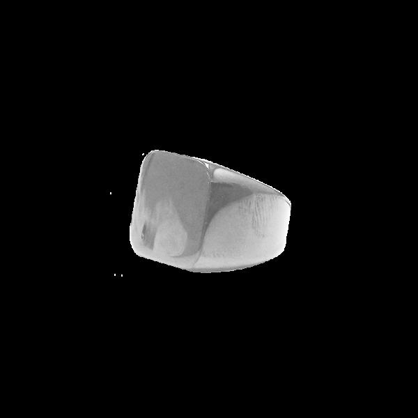 טבעת מוג'ו כסופה תמונת צד