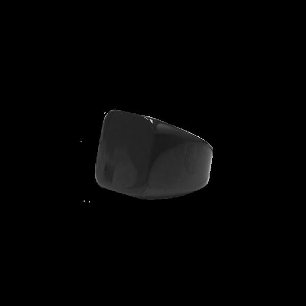 טבעת מוג'ו שחורה תמונת צד