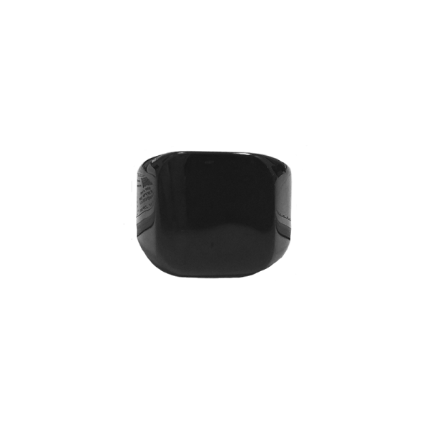 טבעת מוג'ו שחורה