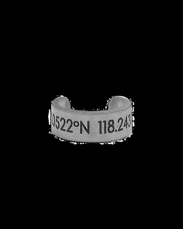 טבעת סילבר קורדינייט
