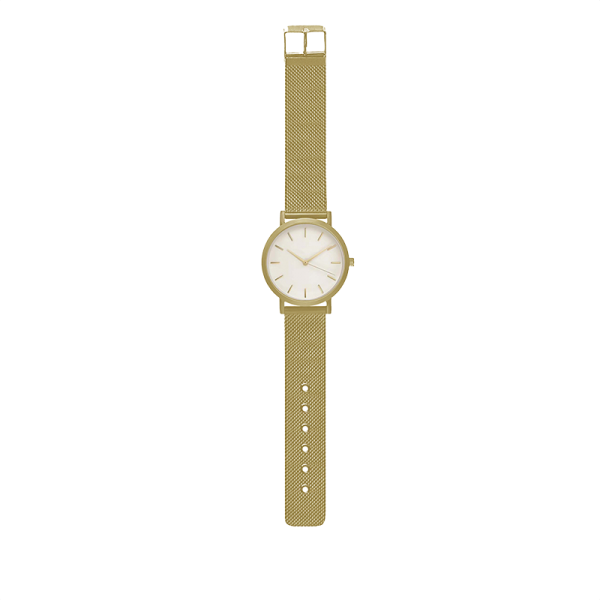 שעון זינו זהוב תמונה רחוקה