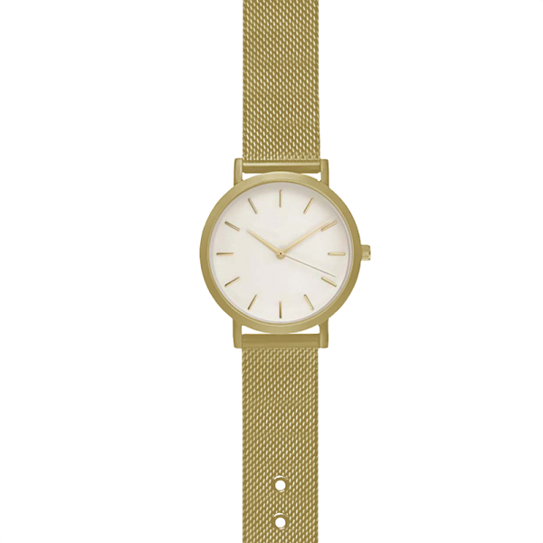 שעון זינו זהוב