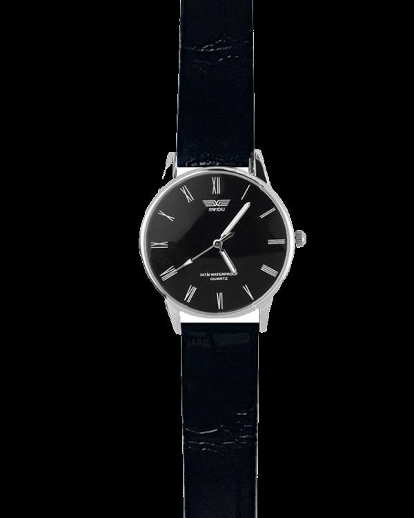 שעון קסנדו שחור
