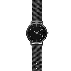 שעון זינו שחור