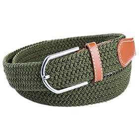 חגורת ברונו בצבע ירוק