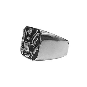 טבעת איגל כסופה
