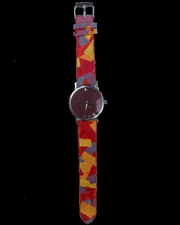 שעון ג'אנגו אדום