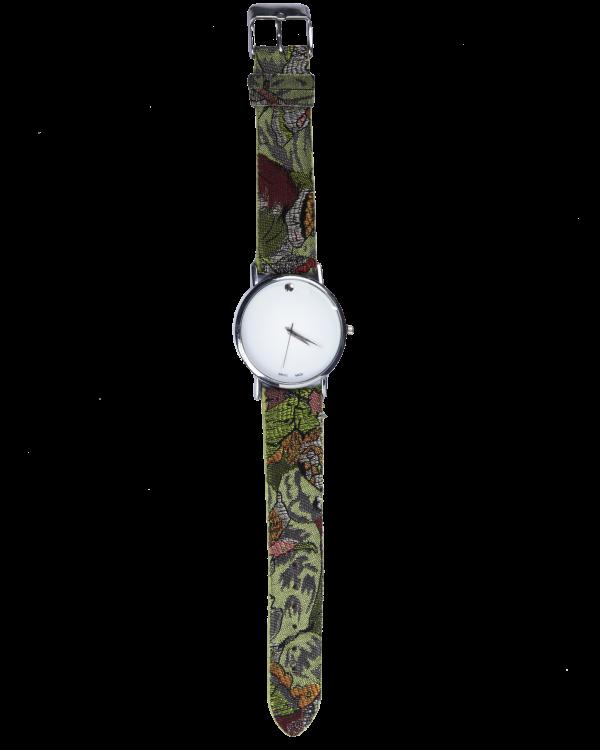 שעון ג'אנגו ירוק
