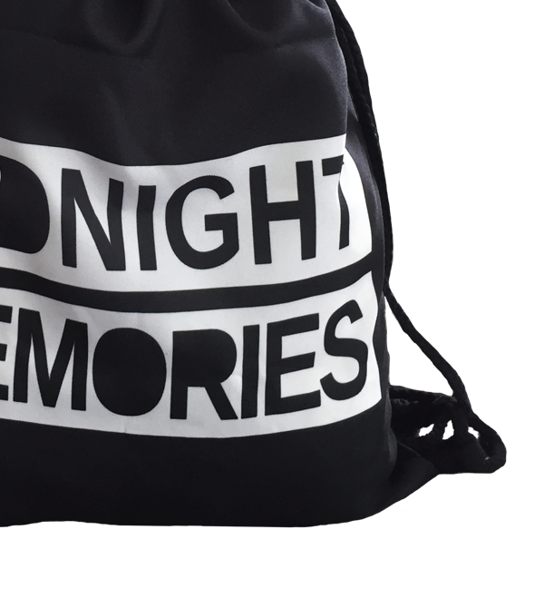 תיק שק מבד זיכרון של חצות תקריב